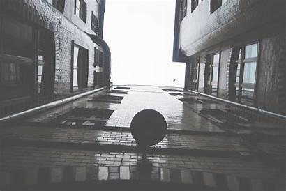 Reflection Urban Windows Street Brick Architecture Bricks