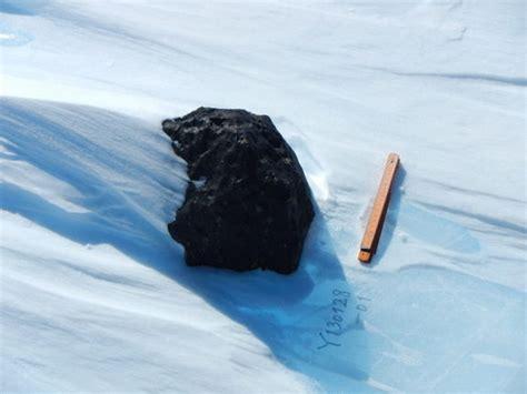 Meteor In Antarctica