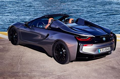 2019 Bmw Roadster by Drive 2019 Bmw I8 Roadster Automobile Magazine