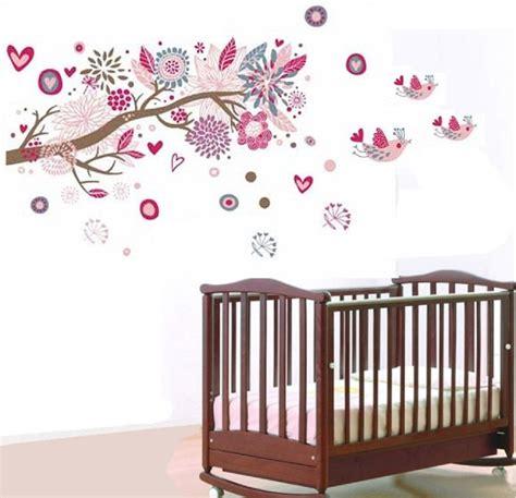 Wandtattoo Kinderzimmer Blumen by Wandtattoo Blumen Wandsticker De
