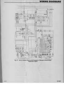 Wiring diagram for 1994 Isuzu NPR gas engine