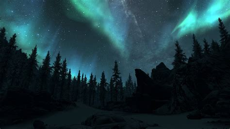 hd northern lights wallpapers pixelstalknet