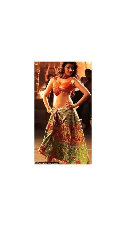 Kajal Navel Song Local Hottest Actress Paka