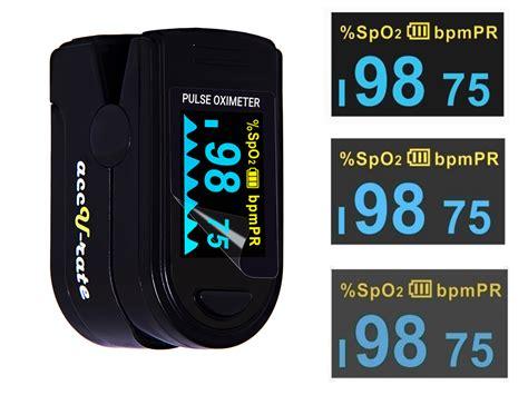 Amazon.com: Acc U Rate Pro Series 500D Deluxe Fingertip