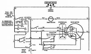 Washer Motor Wiring Schematic For Clothes