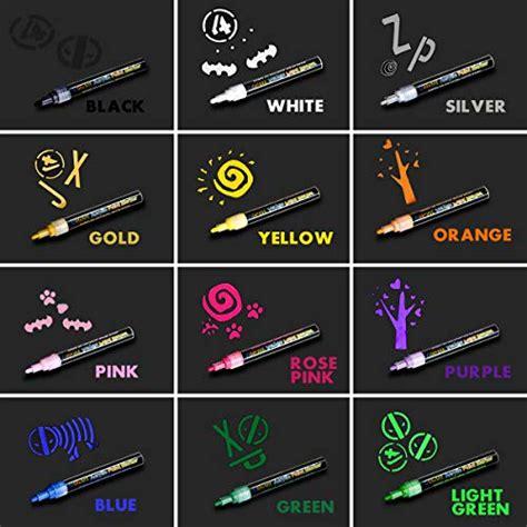 plastik wasserfest bemalen magicfly 28 farben hochwertige acrylstifte wasserfest marker stifte mit tas 28 ebay