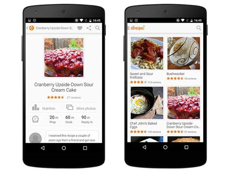 free food apps for iphone five best apps for the chef in you ougur