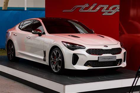 Kia Begins Taking Orders For Stinger Sports Car In