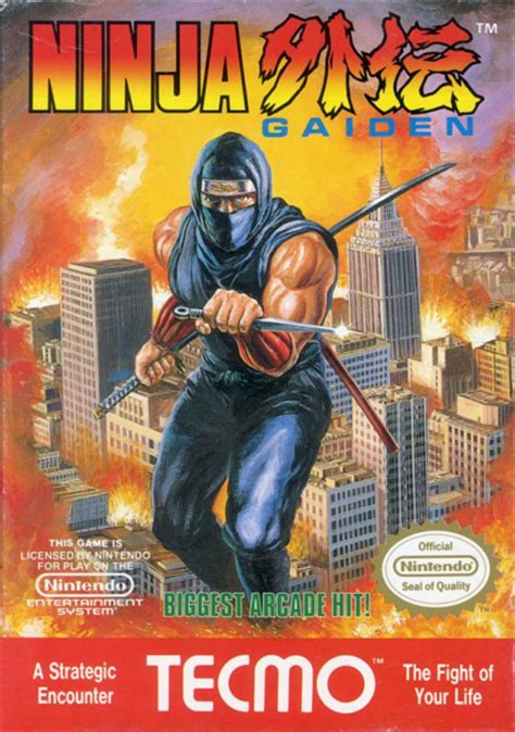 Ninja Gaiden The Nintendo Wiki Wii Nintendo Ds And
