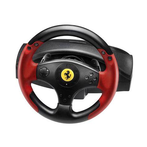 Direksiyon ve pedal setiyle iki parça halinde kutusundan çıkan ferrari racing wheel red legend edition, ayrıca bir vites kutusuyla gelmiyor. Thrustmaster Ferrari Racing Wheel Red Legend Edition (PC ...