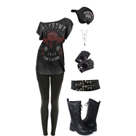 25+ best ideas about Rocker Girl Fashion on Pinterest | Rocker girl Rocker outfit and Rocker ...