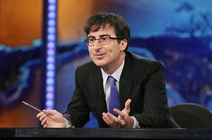 John Oliver has had talks with CBS about hosting late ...