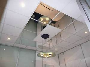 Spiegel An Der Decke : spiegeldecke foto spiegel abgeh ngten decke gespiegelte decken im bad ~ Markanthonyermac.com Haus und Dekorationen