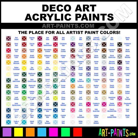 deco paint colours image gallery decoart paint