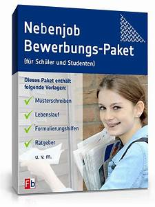 Nebenjob Hamburg Schüler : bewerbungs paket nebenjob f r sch ler muster zum download ~ Watch28wear.com Haus und Dekorationen
