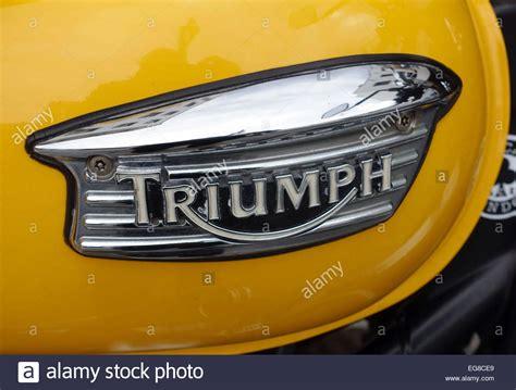 Triumph Thruxton Image by Triumph Thruxton Stock Photos Triumph Thruxton Stock