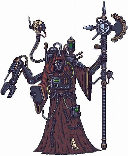 Priest Tech Mechanicus Adeptus