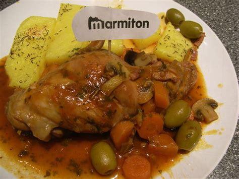 lapin cuisine lapin sauce chasseur recette de lapin sauce chasseur