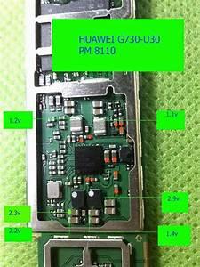 Huawei G730 U30 Diagram