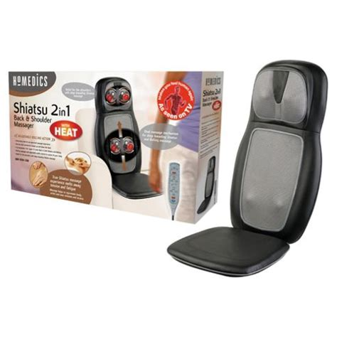 Homedics Sbm 300ha 3gb Shiatsu Massager With Heat Buy Homedics Sbm 500ha 3gb Shiatsu Back Neck Massager