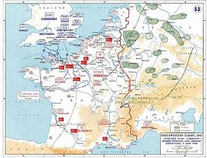 Planning for Operation Overlord: German dispositions on ...