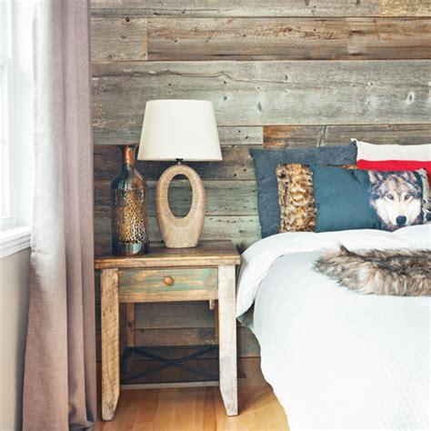 chambre canadien chambre rustique comme au chalet chambre inspirations