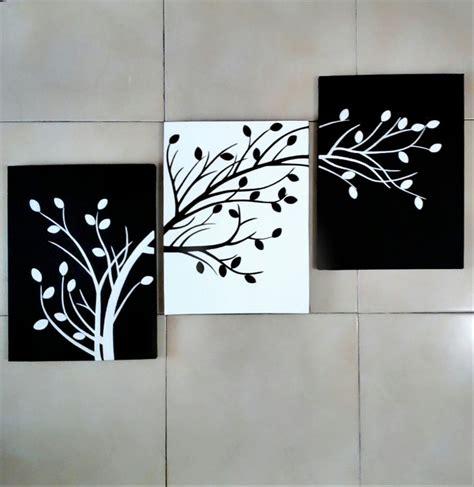 jual lukisan minimalis hitam putih kode rtg hph  lapak