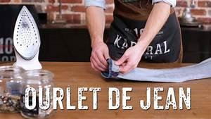 Faire Ourlet Jean : comment faire un ourlet son jean sans le d naturer youtube ~ Melissatoandfro.com Idées de Décoration
