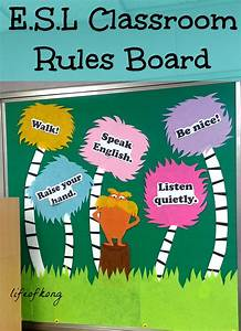 Classroom Bulletin Boards, Part II Life of Kong