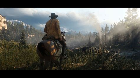 New Red Dead Redemption 2 Trailer Released; Still No