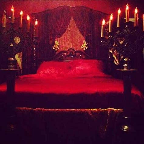 red bedroom decor ideas  pinterest red