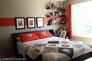 boy bedroom reveal landeelu