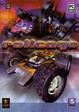 rollcage video game wikipedia