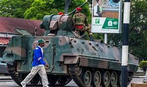 Zimbabwe coup latest: Morgan Tsvangirai returns following ...