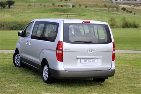 Hyundai H1 Photo by Hyundai H1 Wagon Photos 2007 New Hyundai H1 Wagon Images