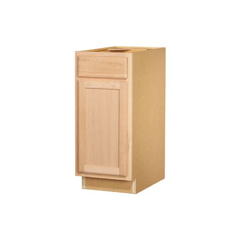 lowes unfinished kitchen cabinets shop kitchen classics 35 in x 15 in x 23 75 in unfinished