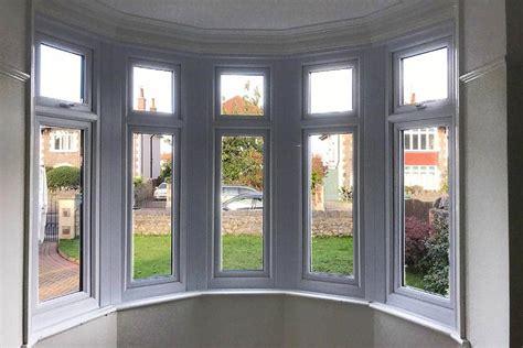 Bay Window Interior Trim by Upvc Bow Windows In Cheddar Somerset Majestic Design