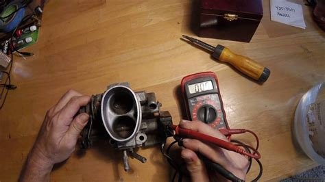 How To Adjust A Throttle Position Sensor