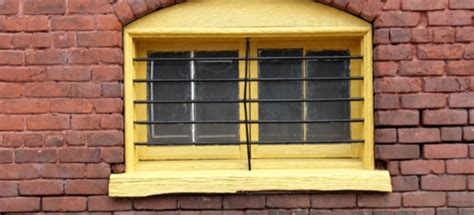 Installing A Bar In Basement by How To Install Basement Window Bars Doityourself