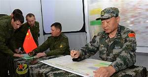 China-Russia Joint anti-terrorism military exercise holds ...