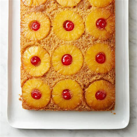 pineapple upside  cake recipe land olakes