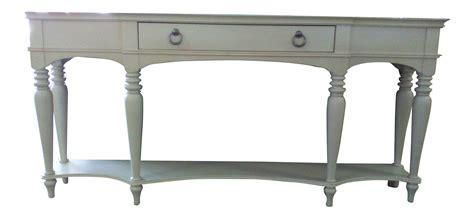 shabby chic sofa table shabby chic console table chairish 5152