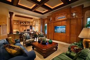 Private, Residence, Naples, Florida, -, Mediterranean, -, Family, Room, -, Miami
