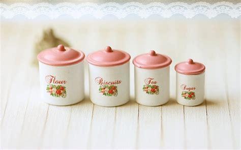 Dollhouse Miniature Kitchen Accessories-french Kitchen