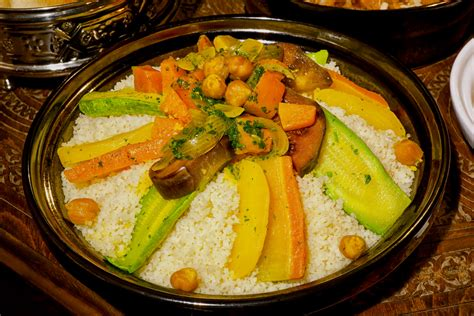 couscous morocco travel