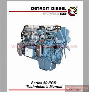 Detroit Diesel - Series 60 Egr