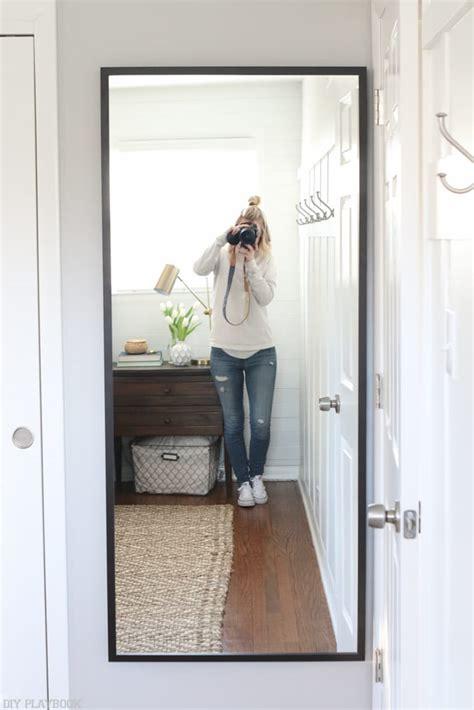 the door mirror diy ideas to replace the door hooks mirrors the