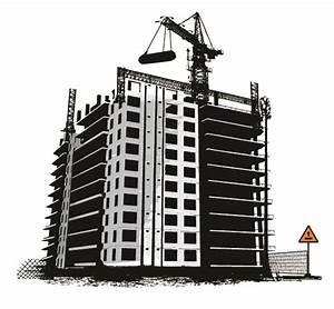 15 Construction Site Vector Images - Construction Crane ...