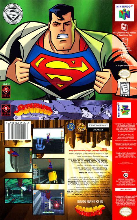 Worst superhero video games