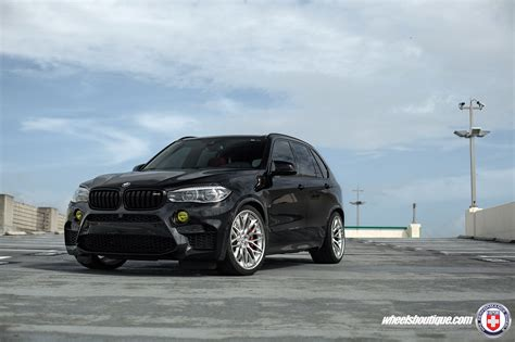 Bmw X5 M On Hre S200 Wheels